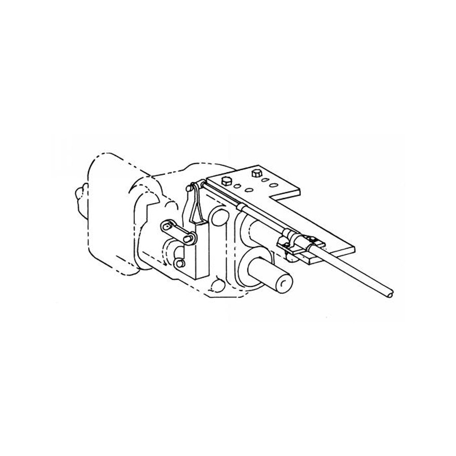 Buyers BPUGD Pump Connection Kit for Commercial G101 w