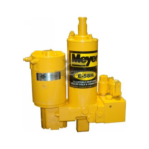 small resolution of refurbished meyer e58h snow plow pump