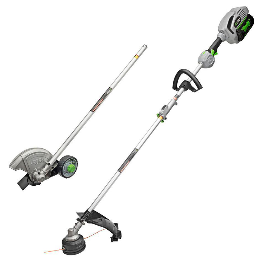 EGO MHC1502 56V Power+ Power Head, String Trimmer, and