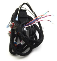 picture 3 of wiring harness 13 pin plow side 08  [ 900 x 900 Pixel ]