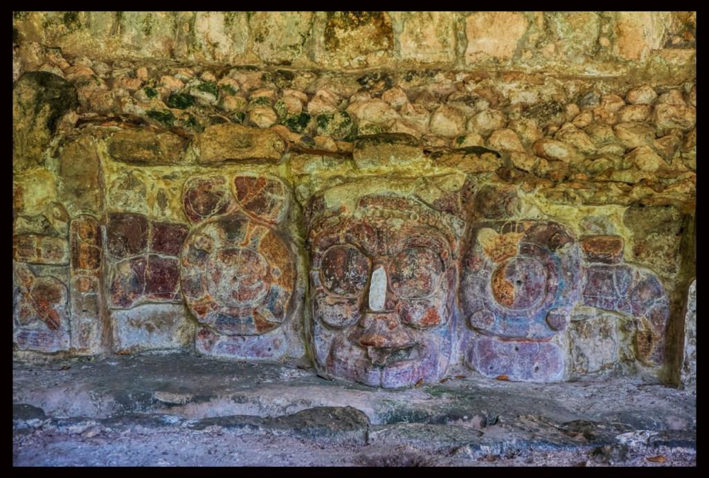 Mayan City of Edzna