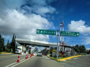 On the Road in Mexico-3B