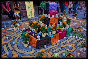 Day of the Dead in San Miguel de Allende