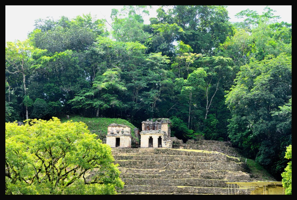 Mayan Murals of Bonampak