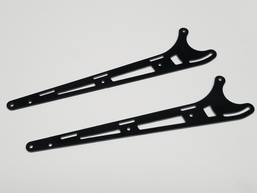Traxxas Wheelie bar & Conversion Kit PARTS