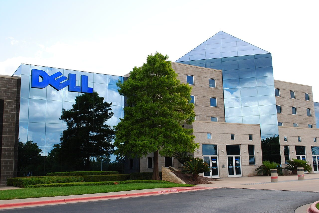 Round Rock-based Dell confirms possible merger with VMware