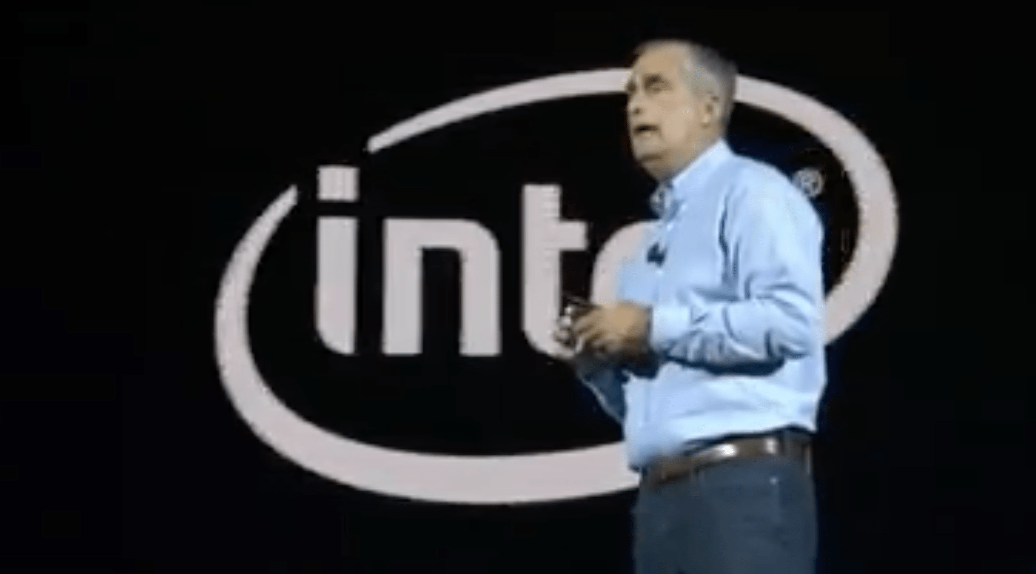 Intel CEO Krzanich addresses Meltdown and Spectre at CES