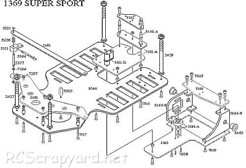 Bolink Super Sport • (Radio Controlled Model Archive