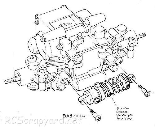 49082 • Tamiya Rover Mini Cooper • M-01 • (Radio