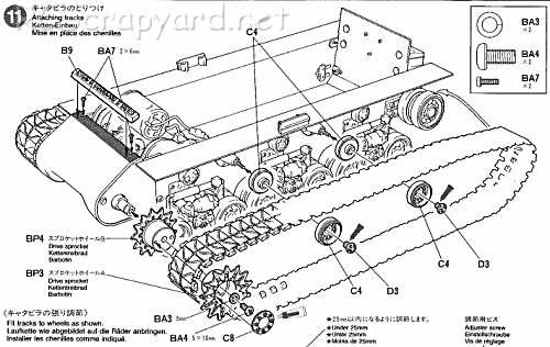 56006 • Tamiya M4 Sherman 105mm Howitzer • (Radio