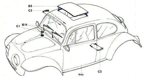 58016 • Tamiya Sand Scorcher • (Radio Controlled Model