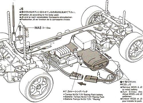 58227 • Tamiya TA03R-TRF Special Chassis Kit (Ltd. Ed