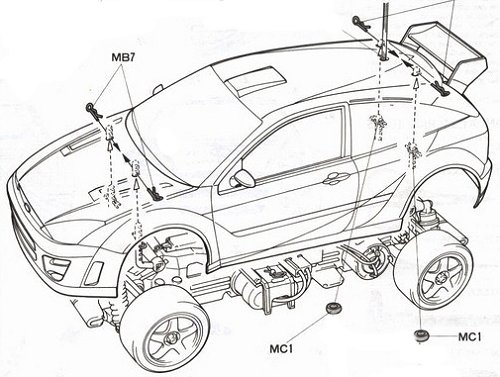 09 Subaru Impreza Front Suspension Diagram