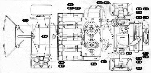 58001 • Tamiya Porsche 934 Turbo RSR • (Radio Controlled