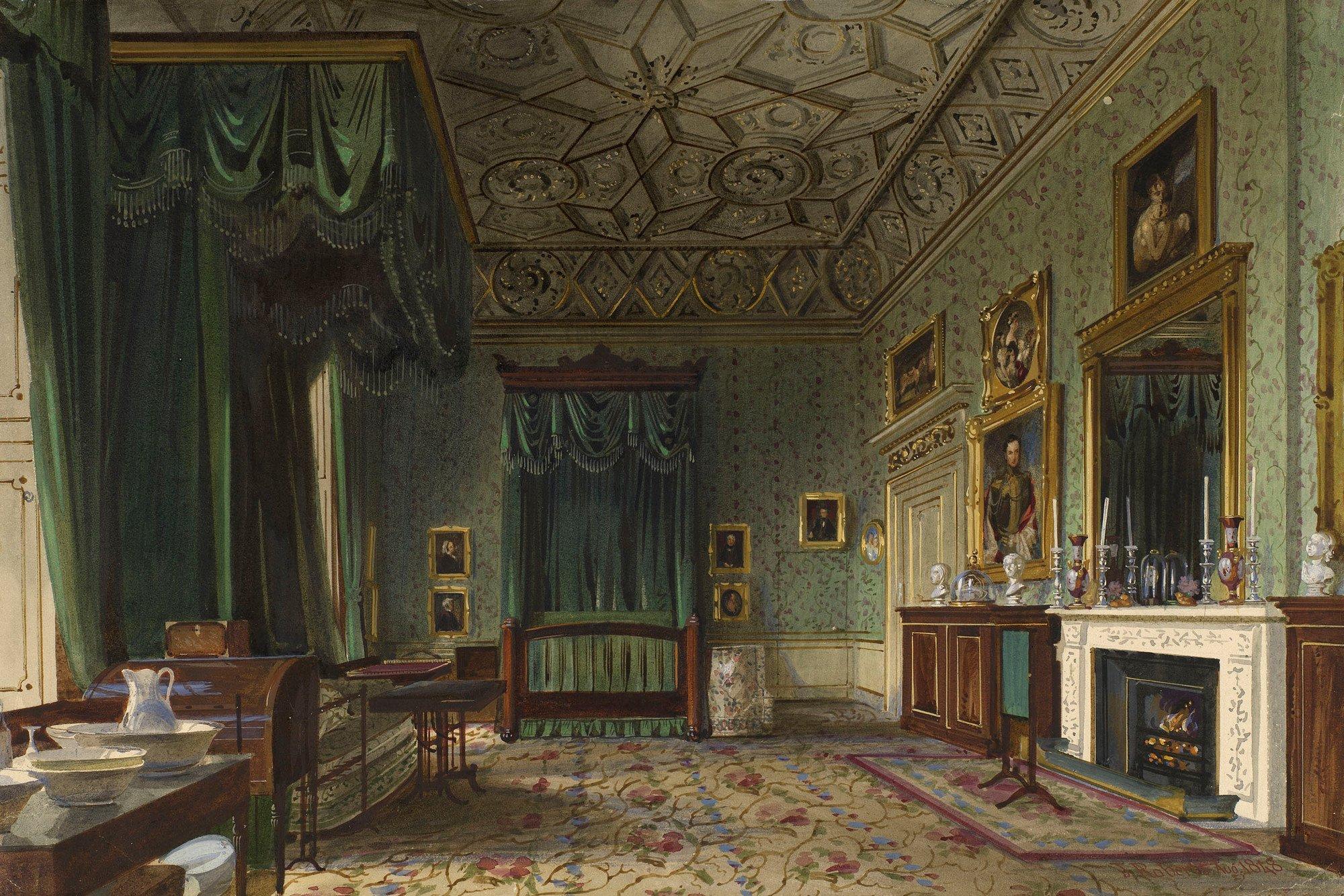 James Roberts c 180067  Buckingham Palace the Queens