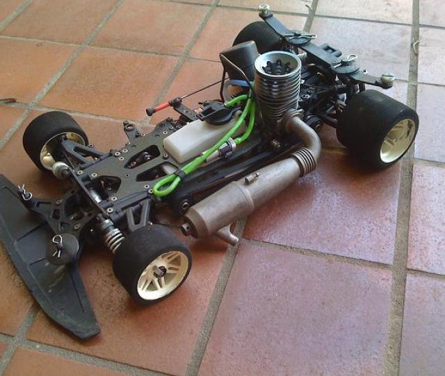 Mugen Mrx4r Ninja Engine And Sanwa Servos Mrx41 Jpg