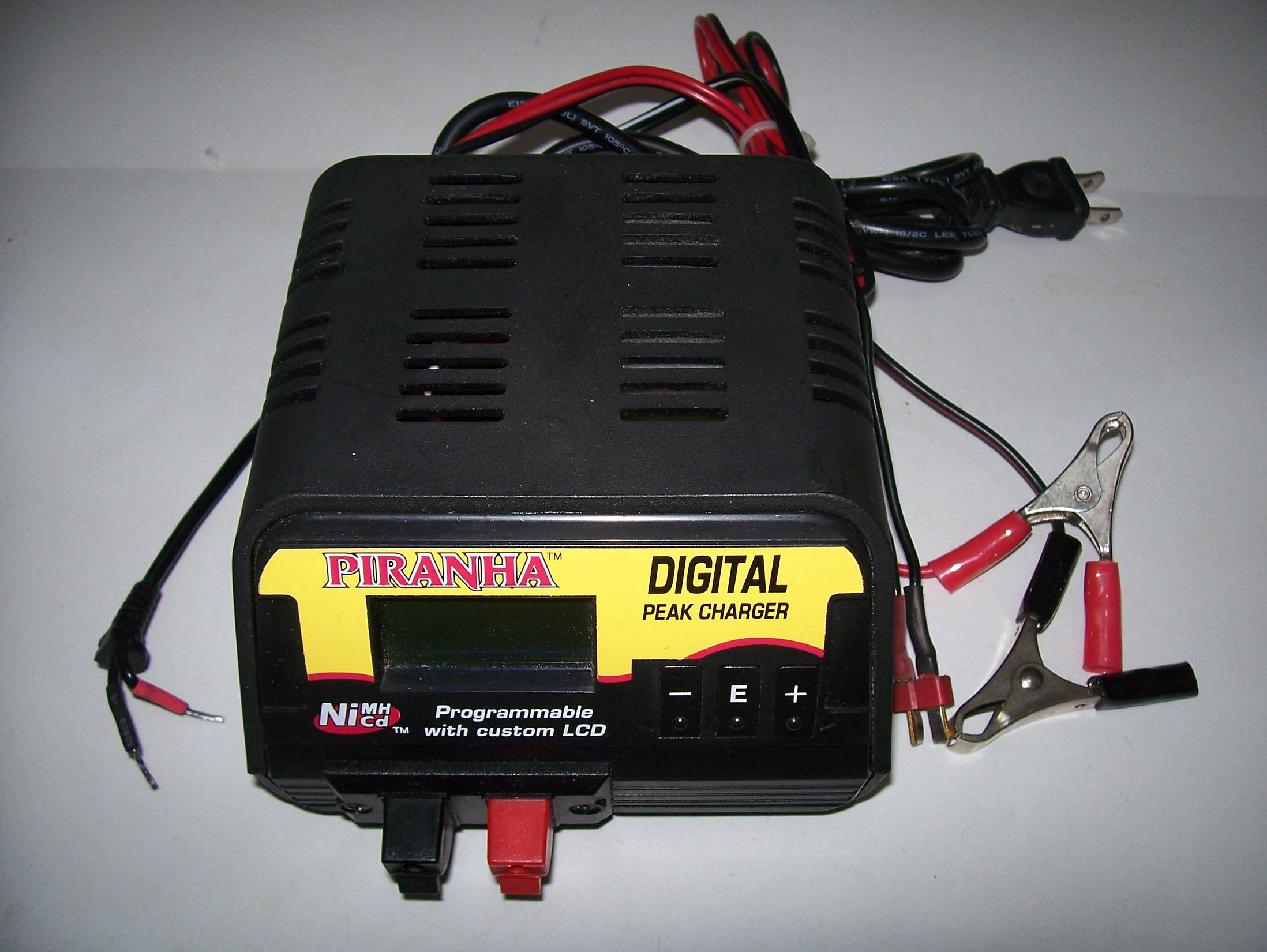 Make A Constant Current Nicad Charger