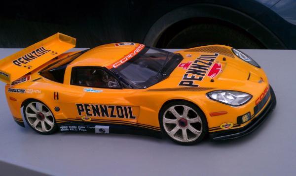 Kyosho Inferno Gt Gt2 Ve Race Spec Electric Road 1