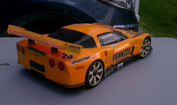 Kyosho Inferno Gt Gt2 Ve Race Spec Electric Road 1
