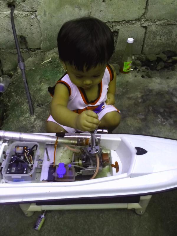 Aeromarine Sprint Cat Rc Boats - Exploring Mars