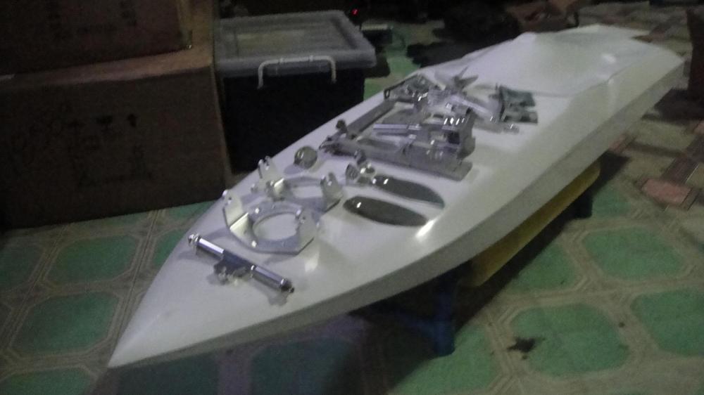 medium resolution of rc boats hardware