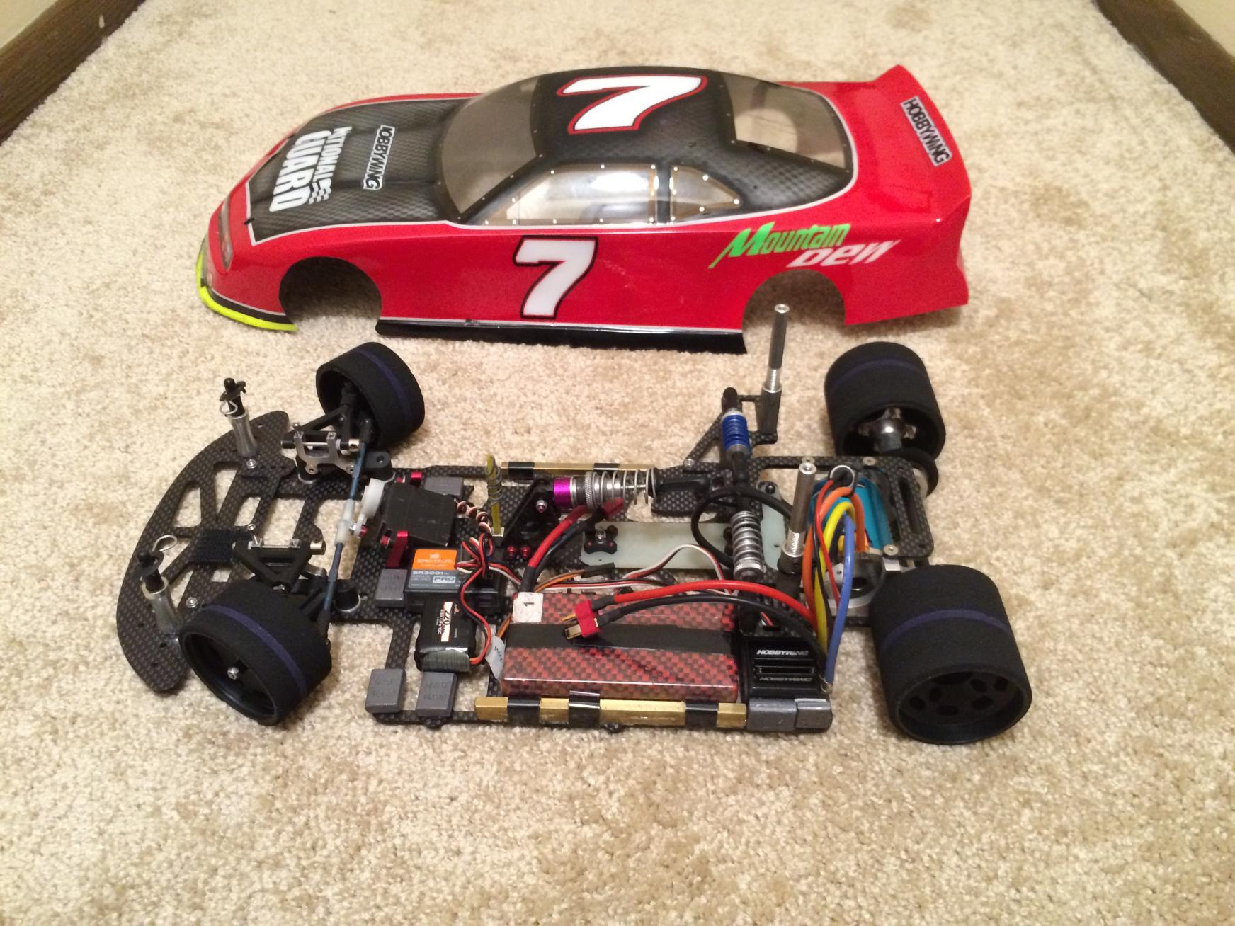 Rc Carpet Oval Cars