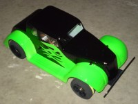 RC Car Kings Carpet Oval Program