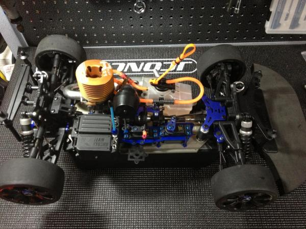 Kyosho Inferno GT2 Body