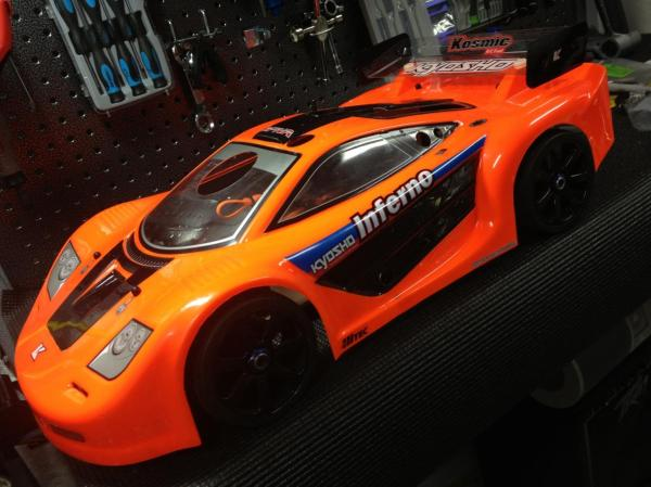 Kyosho Inferno GT2 Race Spec