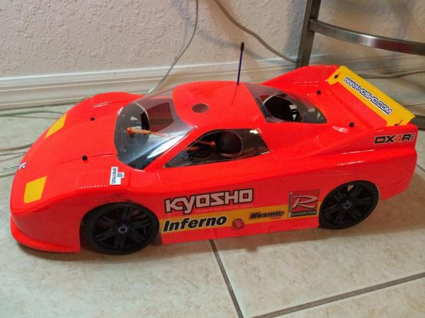 Kyosho Inferno GT Bodies