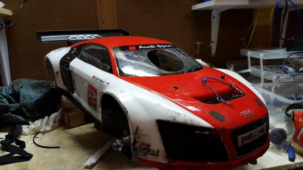 Kyosho Inferno Gt Gt2 Race Spec - Tech Forums