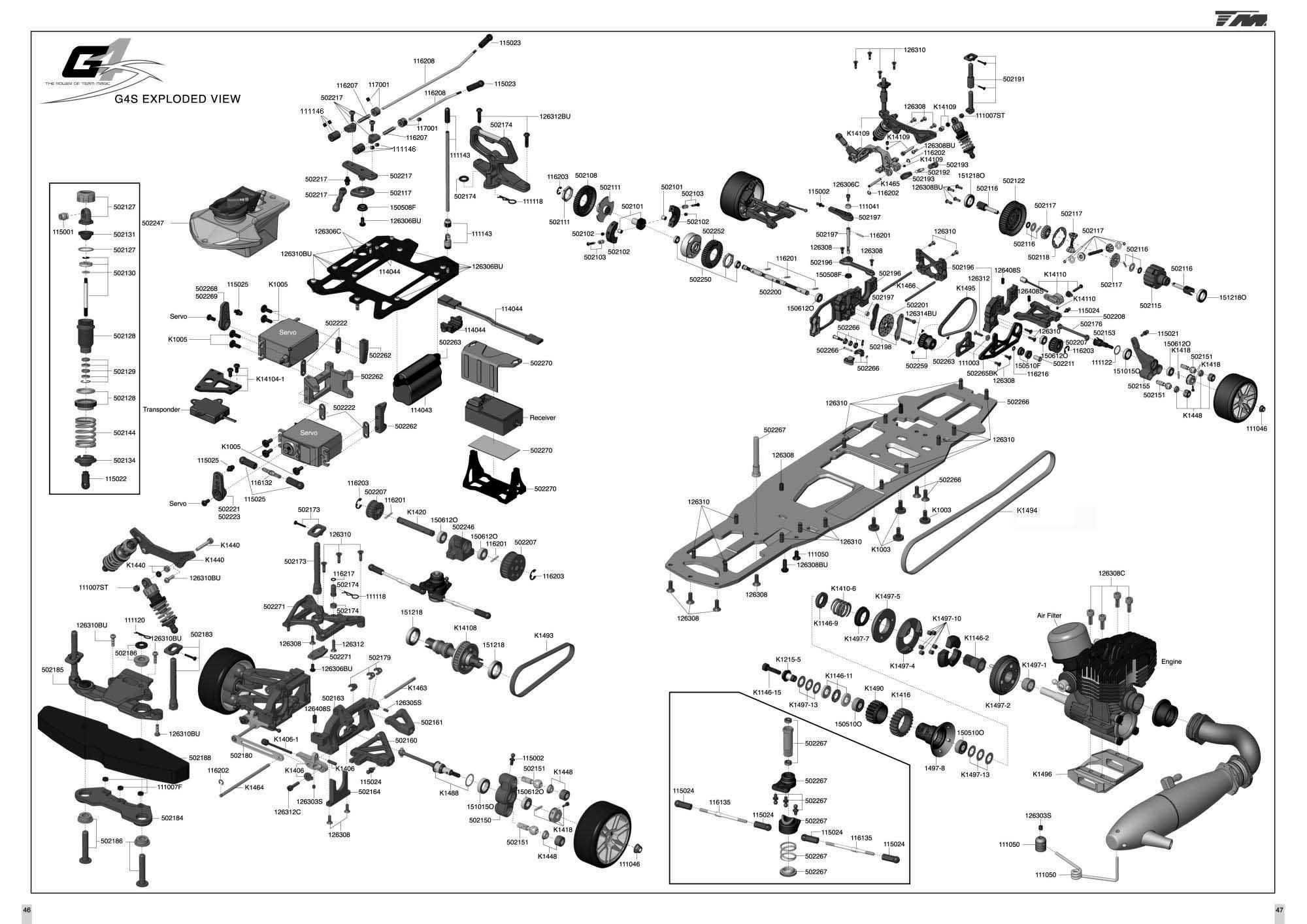 hpi savage 25 parts diagram salzer drum switch wiring blitz 9 24 kenmo lp de team magic g4 page 424 r c tech forums rh rctech net rc