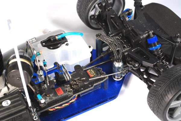 Kyosho Inferno Gt2 - Tech Forums