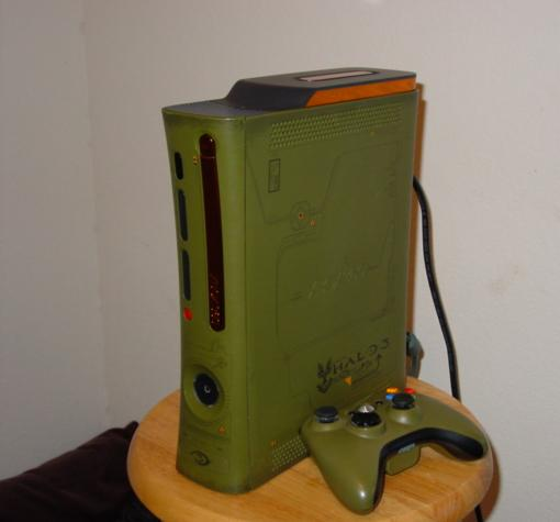 Halo 3 Limited Edition XBOX 360 Elite RC Tech Forums