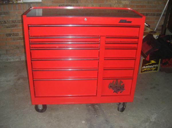 Mac Tools tool box for trade! RC Tech Forums