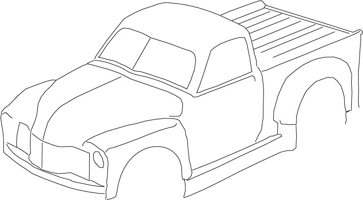 Traxxas Coloring Pages Coloring Pages