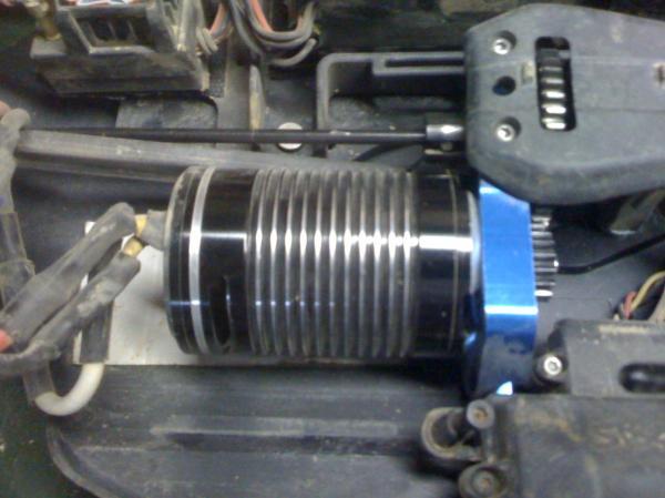 1650kv Align 600xl Motor Rc8 Parts Rc8e Losi