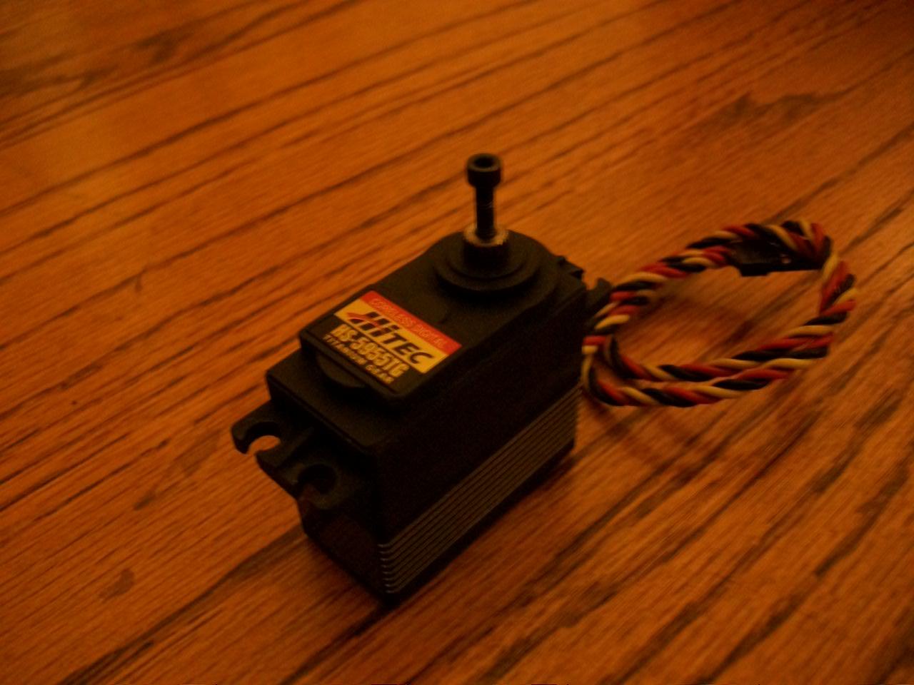hitec servo wiring diagram e bike controller hs 5995tg futaba s9351 r c