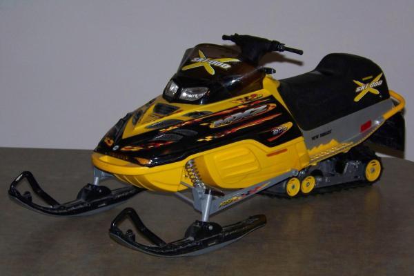 Ski-doo Mxz 800 Rc Snowmobile Bright - Tech Forums