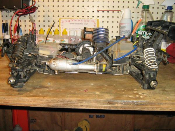 Losi Lst 2 Racer - Tech Forums