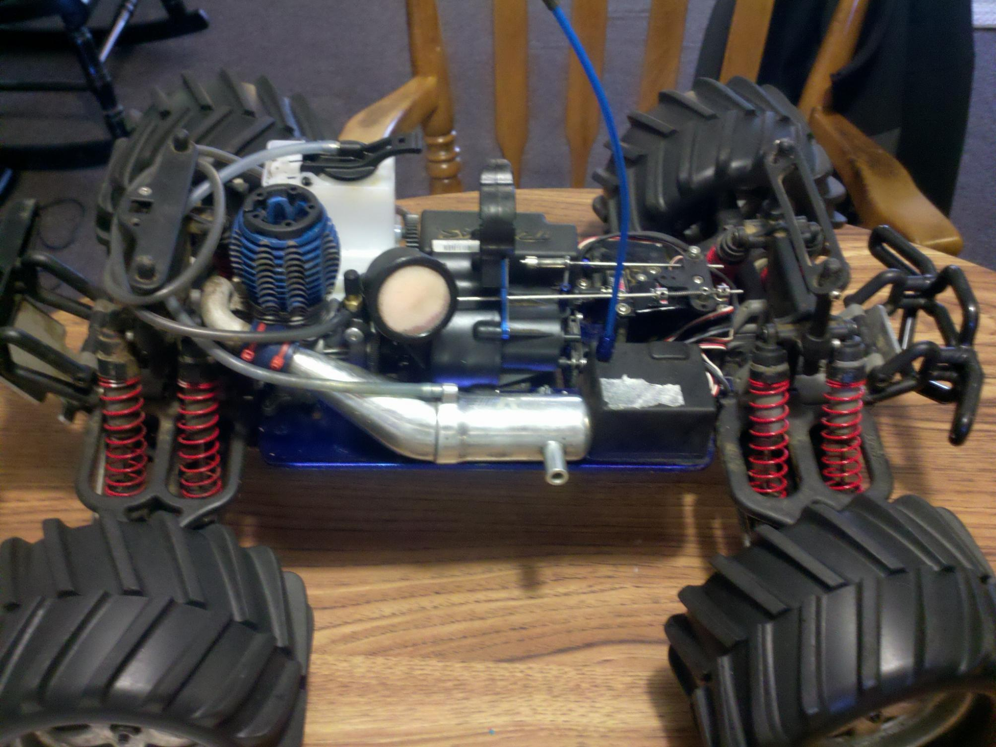 traxxas t maxx 2 5 transmission diagram trailer wiring 4 way to 7 get free image about