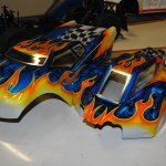 Sick Custom Painted Matching Rc8 And Rc8t Bodies R C Tech Forums