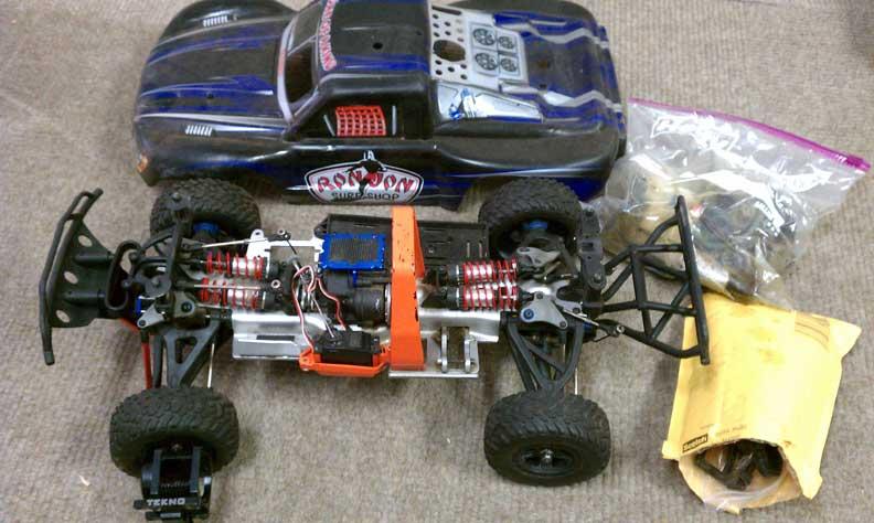 Traxxas Slayer 3 3 Nitro Tekno Electric R C Tech Forums