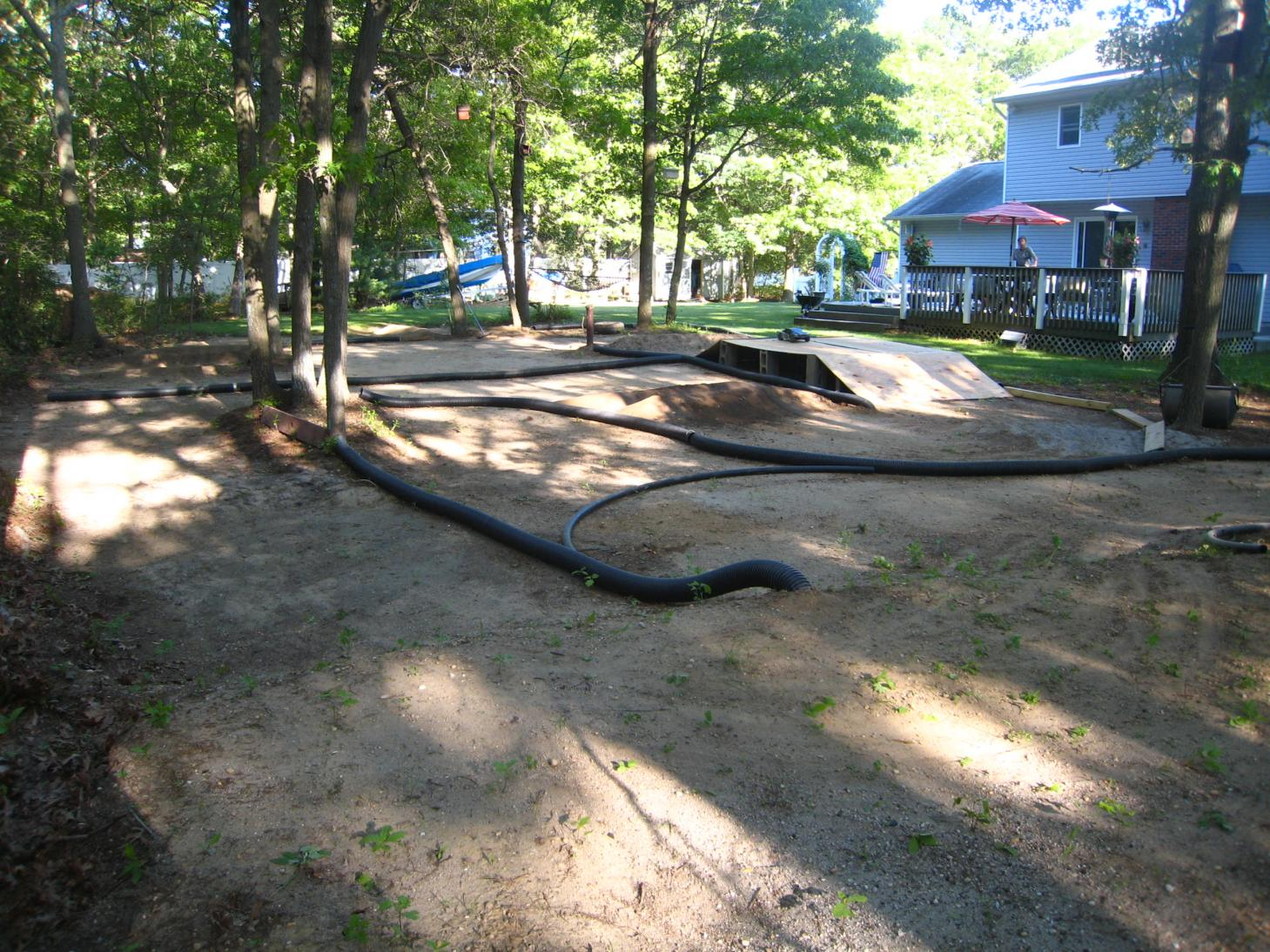 Awesome Backyard Track!