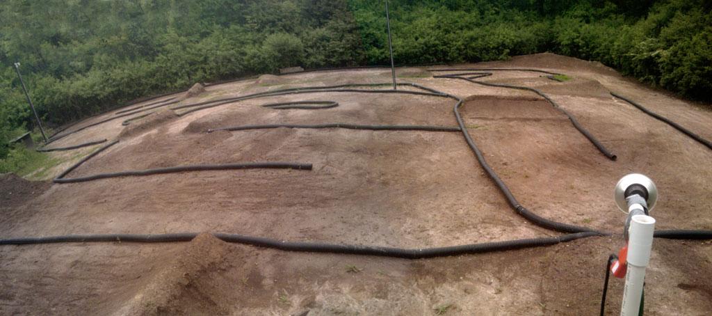 my backyard rc track what do ya think? - R/C Tech Forums