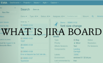What is JIRA Board