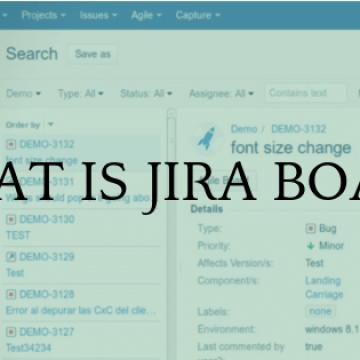 What is JIRA Board