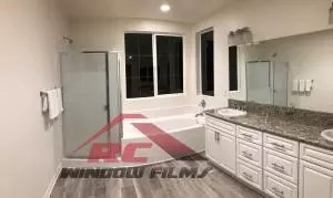 Heat Blocking House Window Tint Murrieta De Luz California