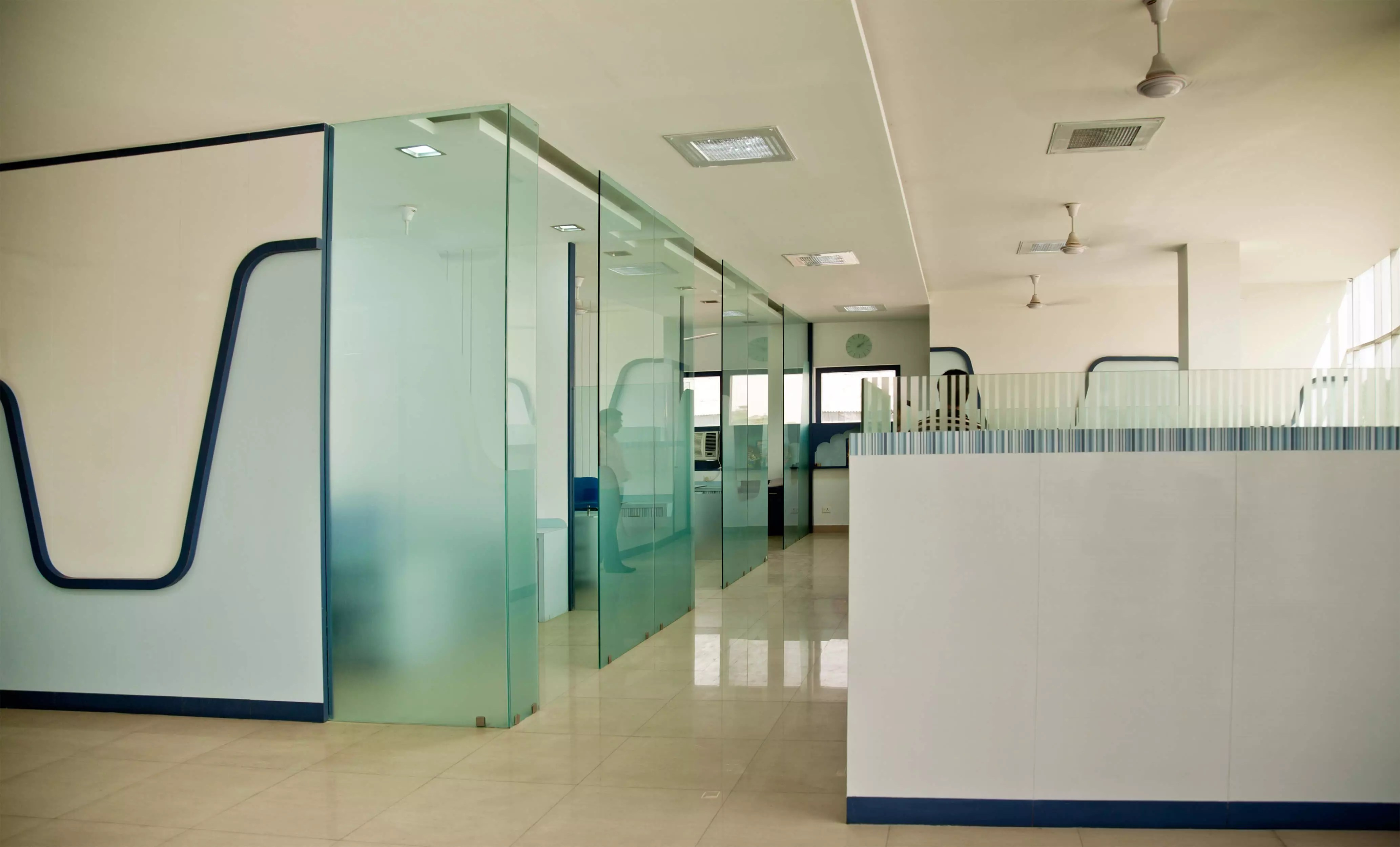 Commercial Window Tinting with Frost Window Film