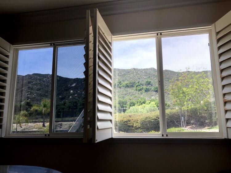 Slate dual reflective window film Murrieta Ca